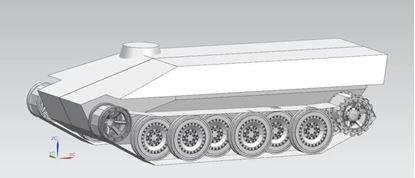 图片 German E-35 heavy APC